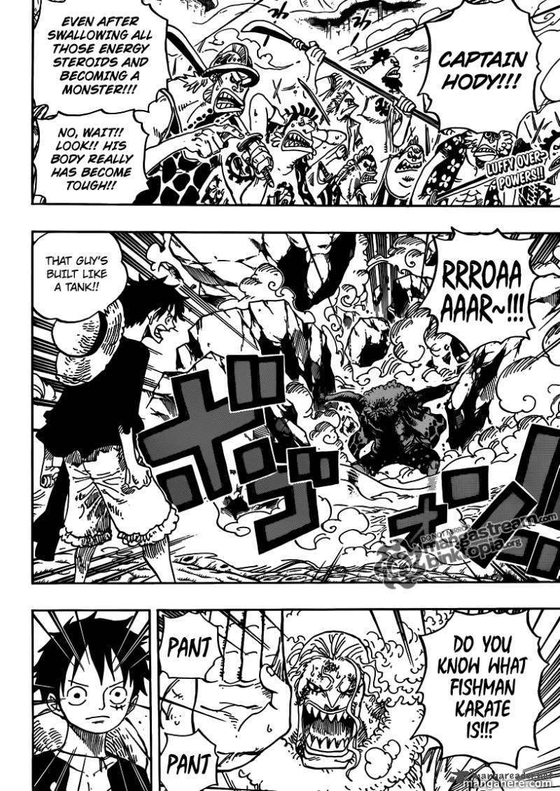 One Piece - An Ancient Ark - 2