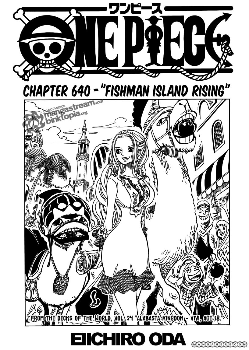 One Piece - Fishman Island Rising - 2