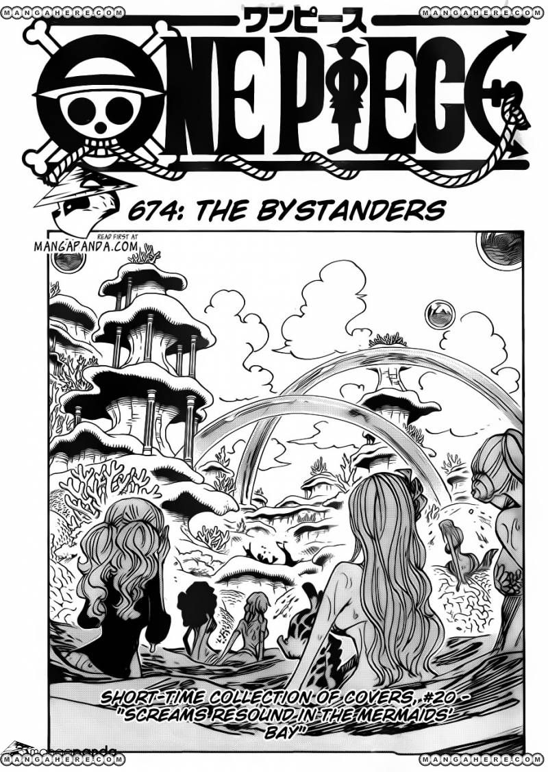One Piece - The Bystanders - 1