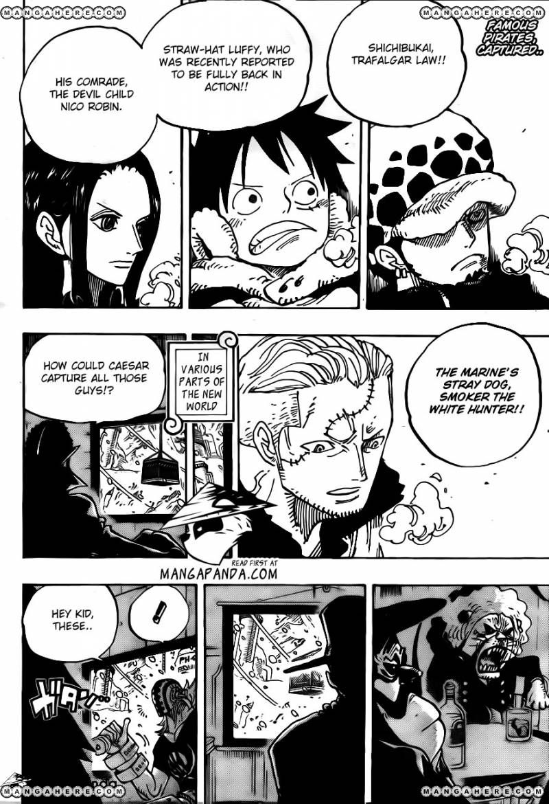 One Piece - Counter Hazard!! - 2
