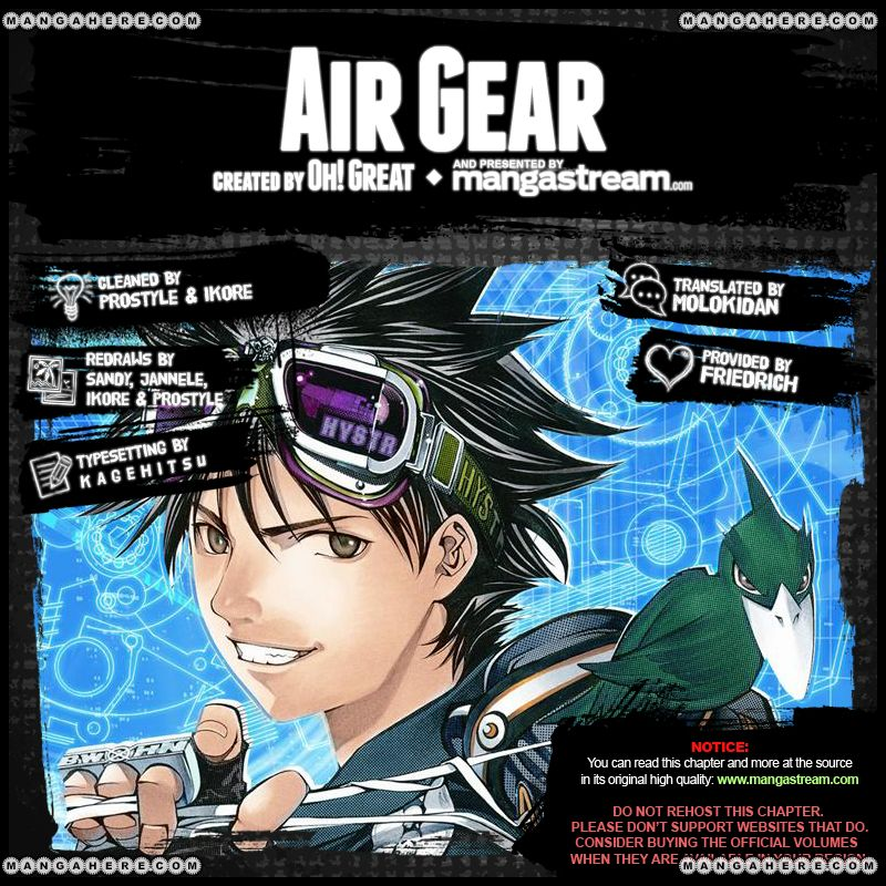 Air Gear - END - 2