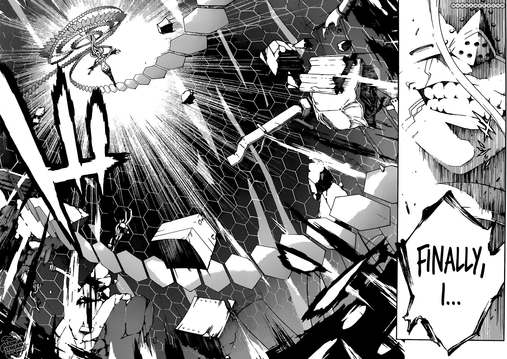 Wretched Egg Manga
