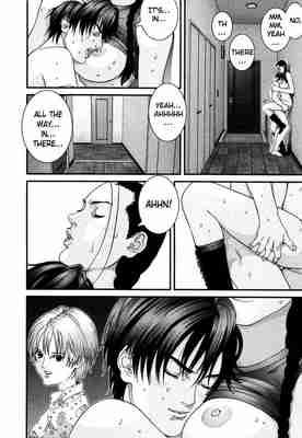 Scene Gantz sex