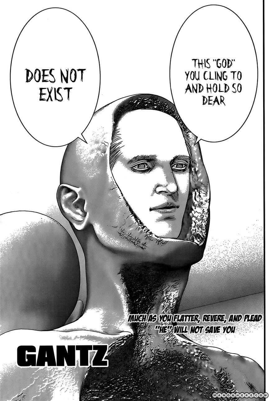 Manga Gantz capitulo 370 I002