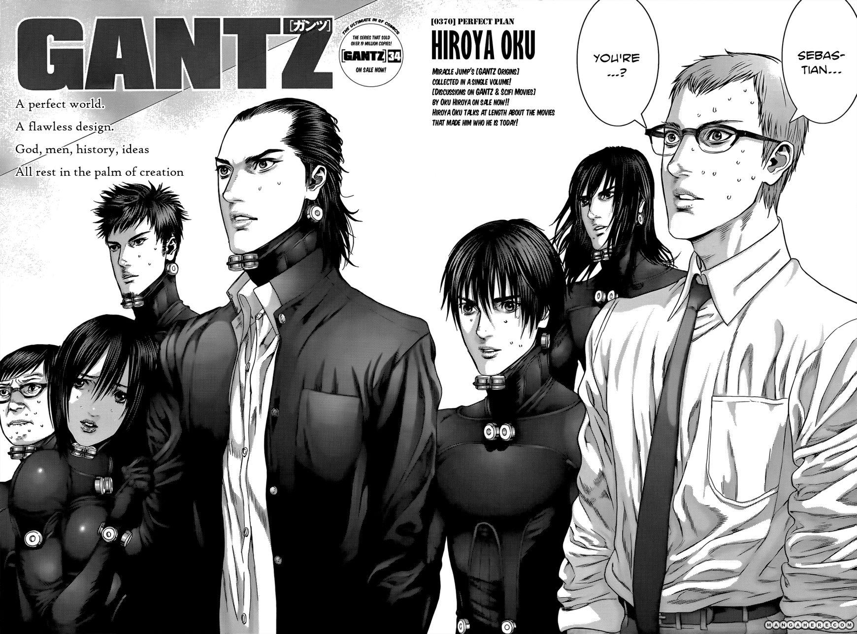 Manga Gantz capitulo 370 I003