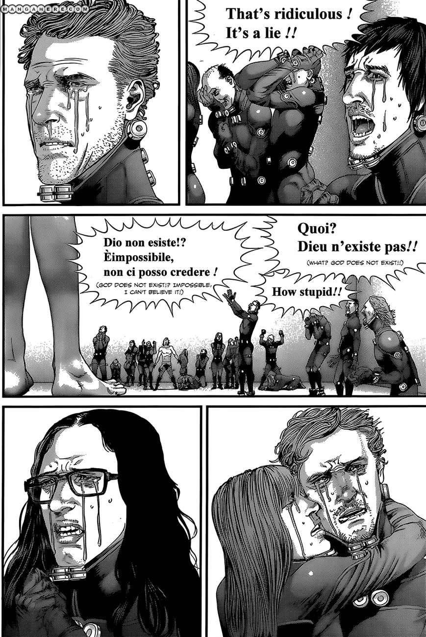 Manga Gantz capitulo 370 I004