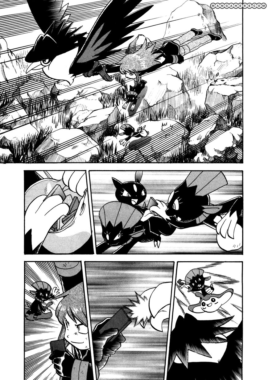 Pokemon Adventures - Chapter 454 - 2