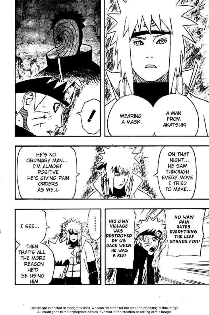 Manga] Naruto - Page 500