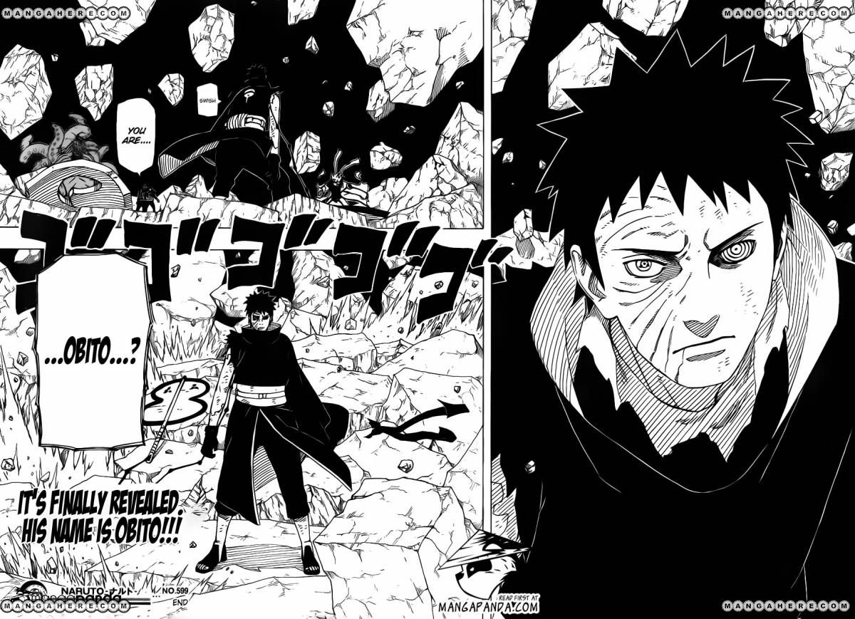 Naruto 599 Page 15