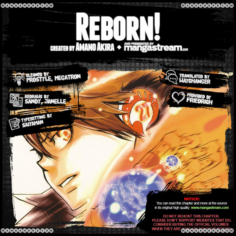 Katekyo Hitman Reborn - Chapter 394 - 2