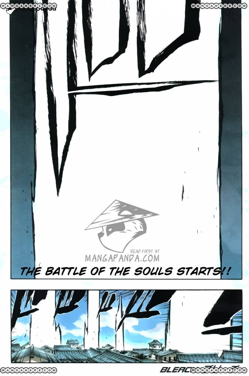 Bleach - The closing chapter part 1 - 1