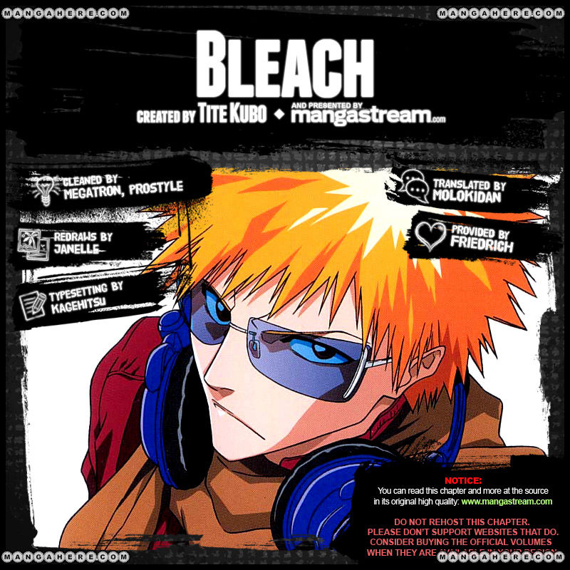 Bleach - Hear. Fear. Here - 2