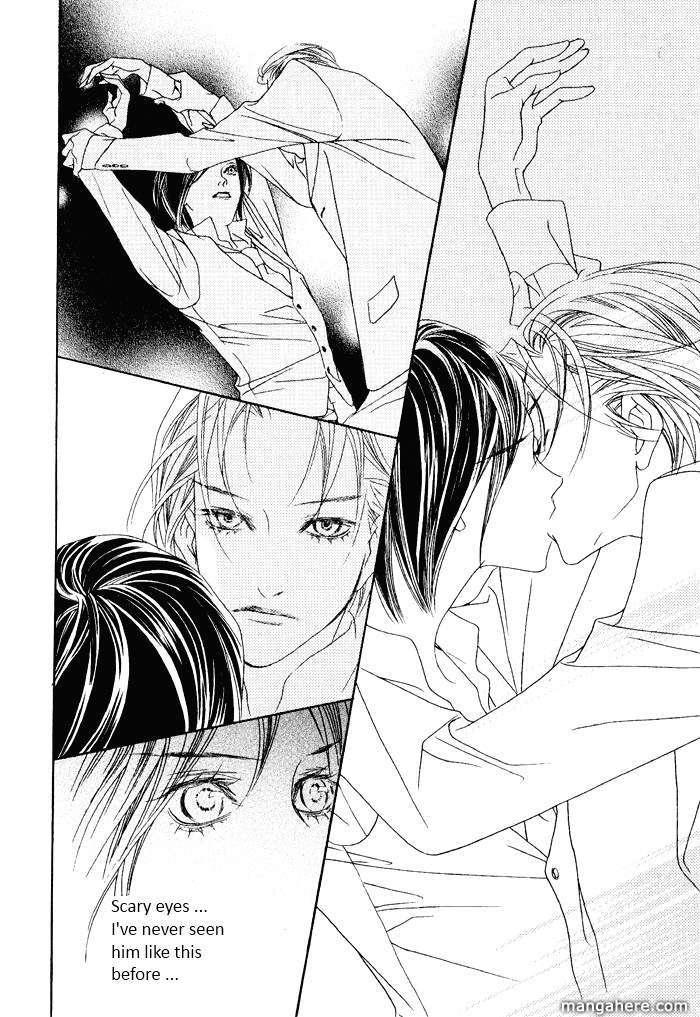 Savage Garden Manga
