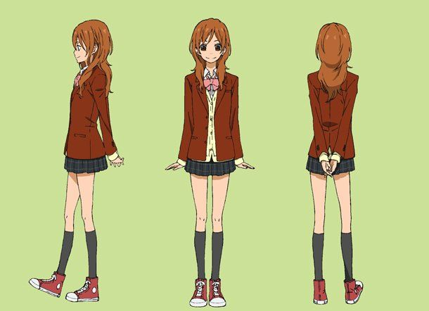 Design My Anime Character : Tonari no kaibutsu kun anime character design revealed