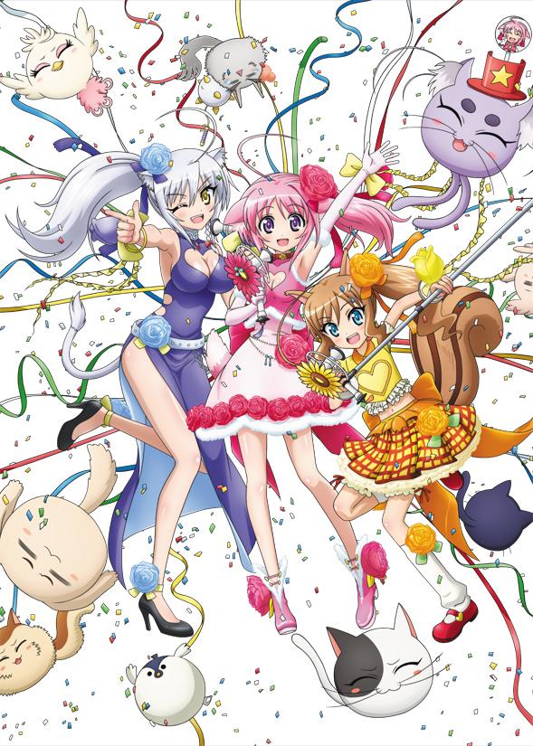 Dog Days Anime 3rd Season Announced